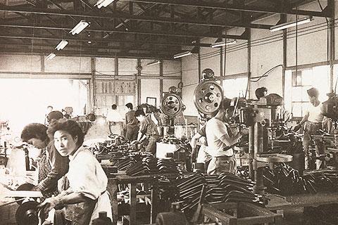 1968年 起業当初