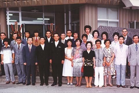 1978年 本社(現西工場)完成
