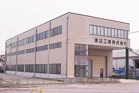 1993年 本社(第3工場)移転