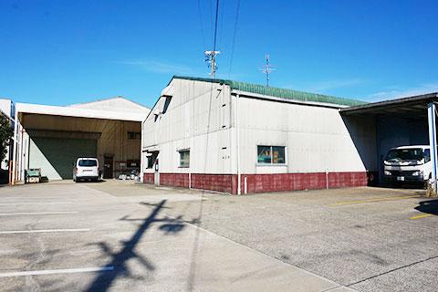 2008年 本社 第6工場 第7工場